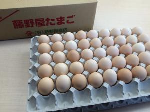 藤野屋商店_お歳暮たまご_5kg