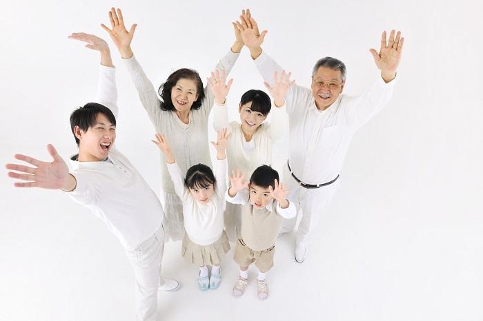 藤野屋_たまご_家族