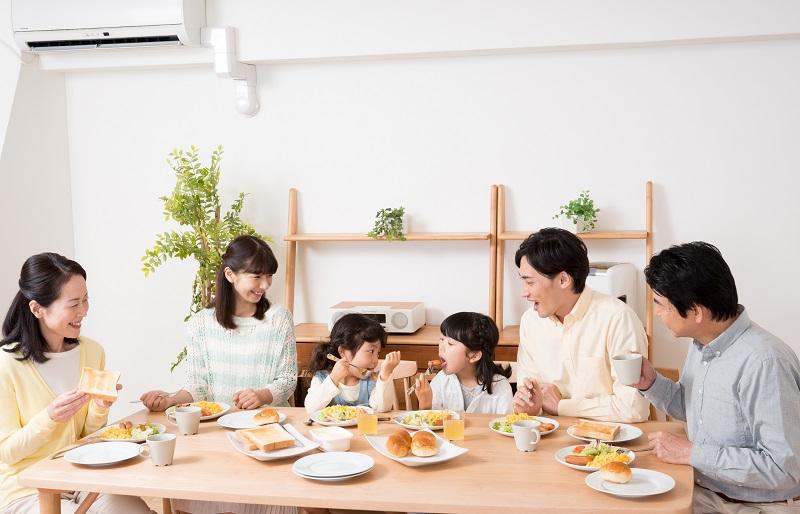 朝食_たまご_藤野屋1