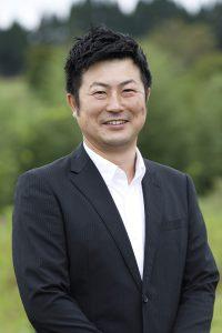 代表取締役社長 甲斐 昇一郎